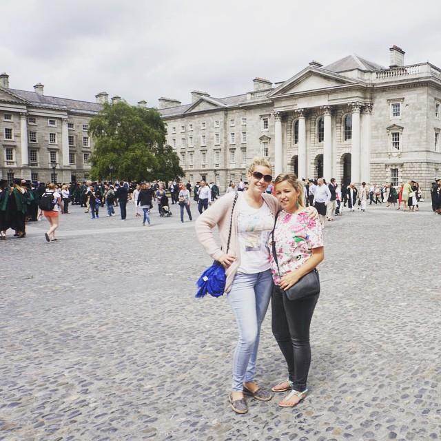 Trinity College bezoeken