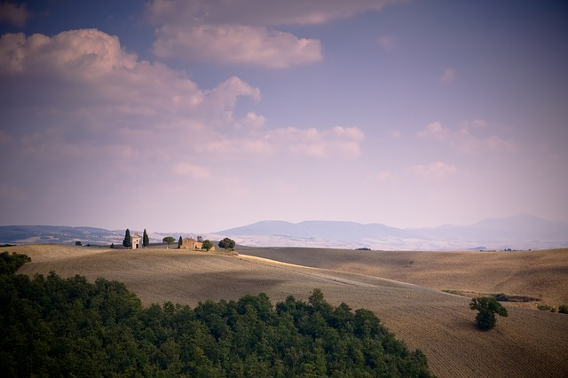 landschap Italië