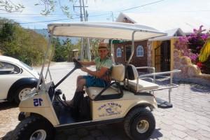 Golfkar Isla Mujeres