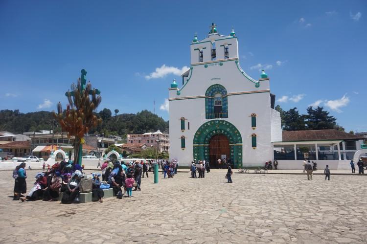 Kerk San Juan Chamula