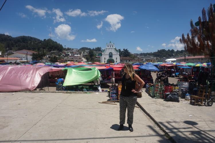 Markt San Juan Chamula