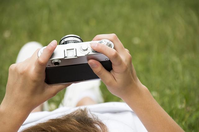 camera meisje