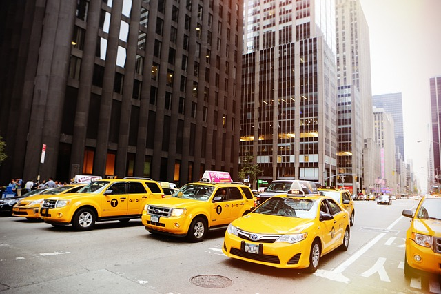 taxi's New York