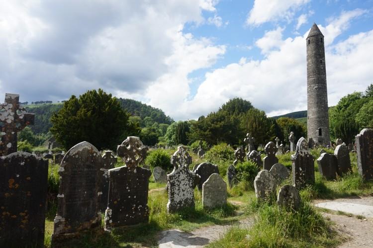 Glendalough klooster