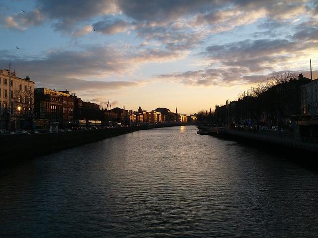 Dublin 's avonds