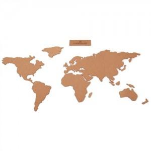 Wereldkaart cadeau