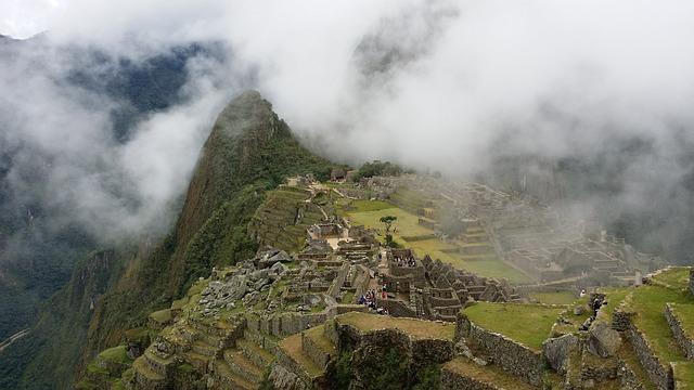 Inca trail wandelen
