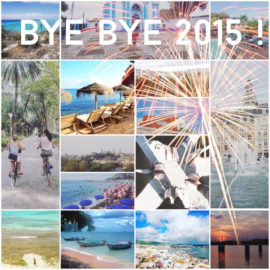mijn jaar in reizen
