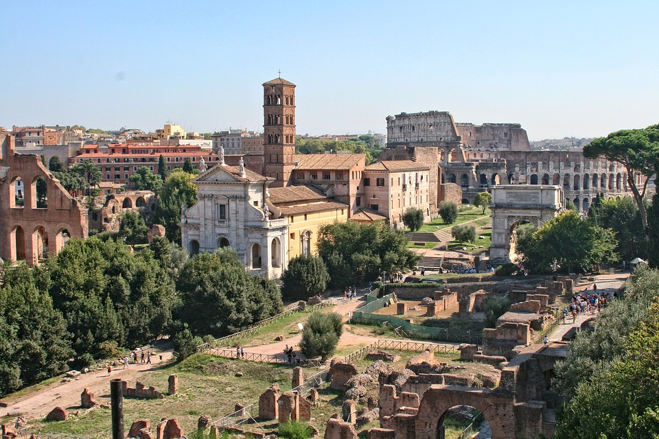 doen in Rome