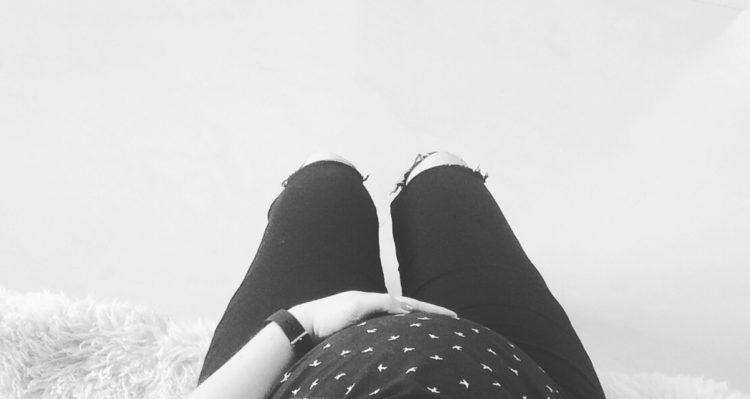 zwanger buikje