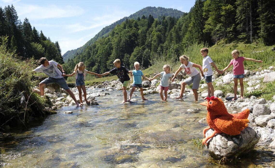 Tirol met kinderen