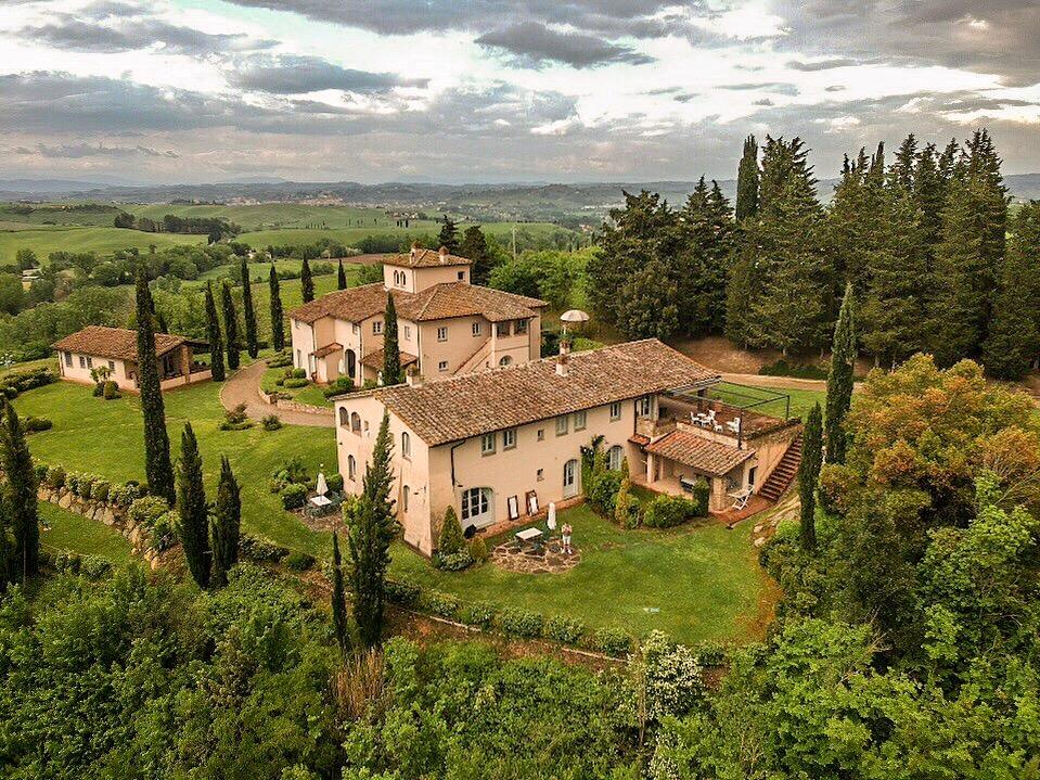 Vakantiehuis in Toscane