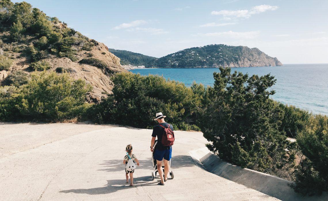 Ibiza met kinderen