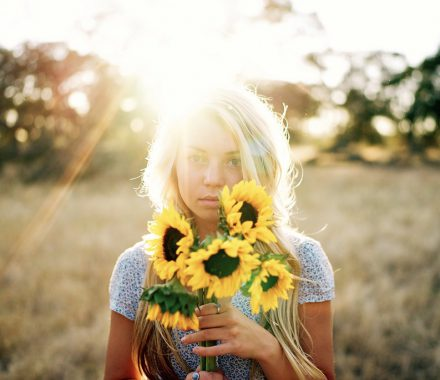 haar beschermen tegen de zon