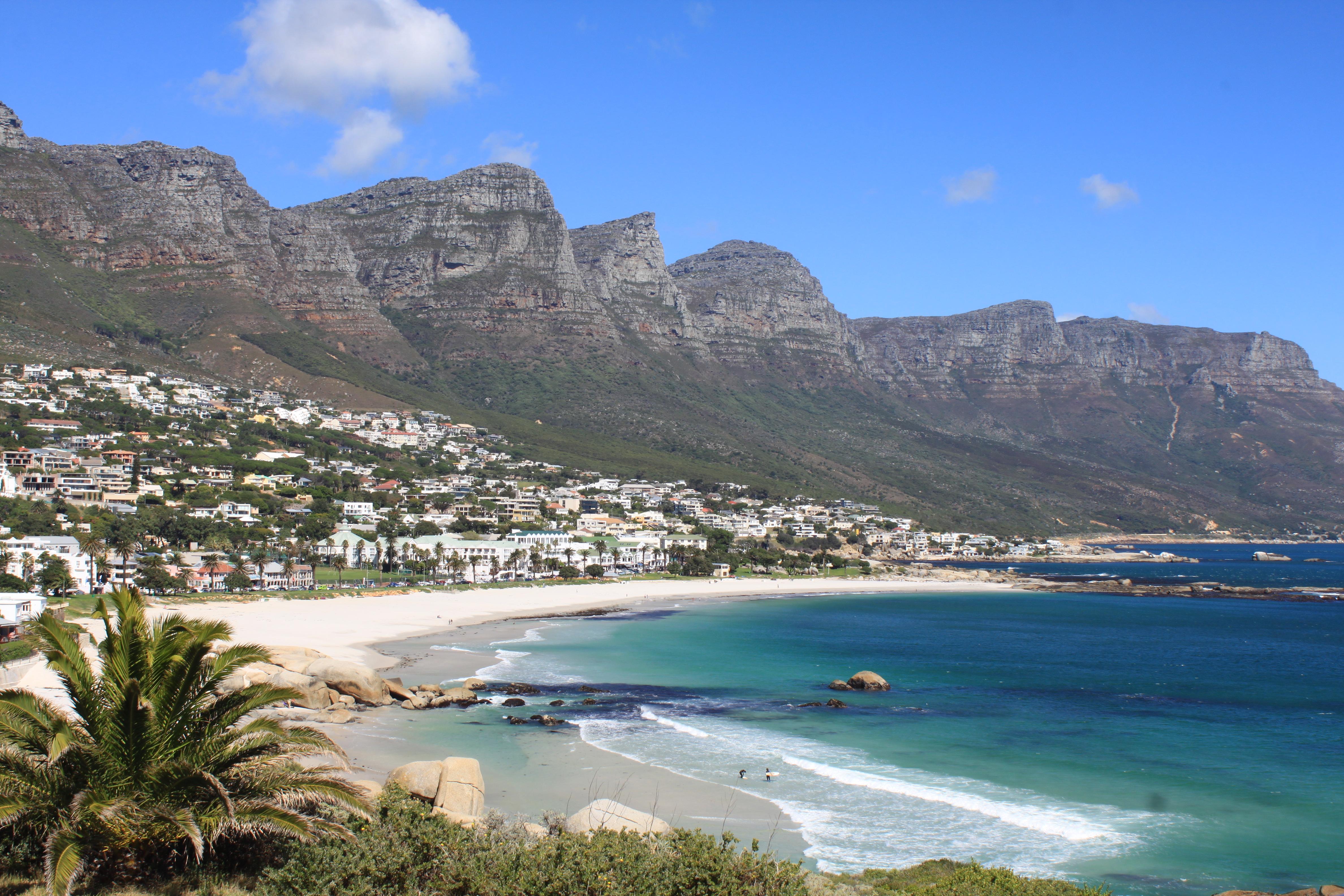 Twaalf apostelen Kaapstad