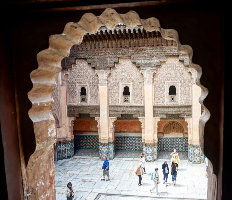 Medrasa Marrakesh