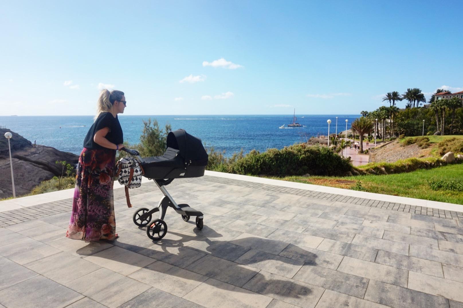 Tenerife Met Een Baby