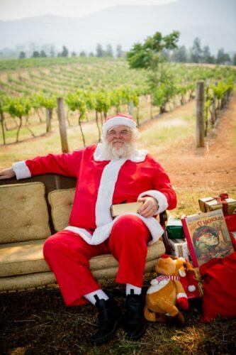 Cadeaus voor reizigers, ook de kerstman is fan.